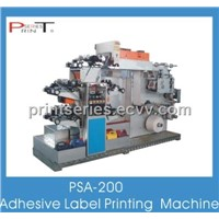 Adhesive Flexographic Printing Machine