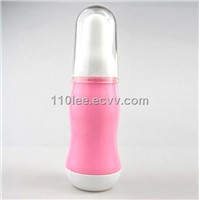 Adult sex toy, 10 pulsations powerful & quiet vibrating baby's feeding bottle massage vibrator