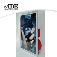 Advertising led slim light box display