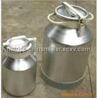 Aluminium milk can 50Litre