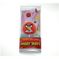 Angry Birds 3.5mm Stereo In-ear Earphone Headphone