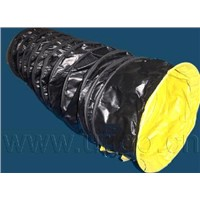 Antistatic flexible duct