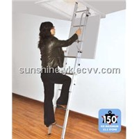 Attic ladder/loft laddr-EN14975