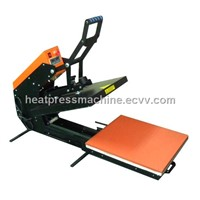 Auto-open Drawer T-shirt High Pressure Heat Press Machine