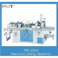 Automatic Die Cutting Machine - Hot Stamping Machine