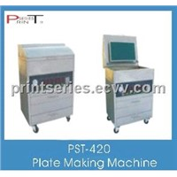 Automatic Printing Plate Making Machine