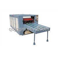Automatic woven sack printing machine