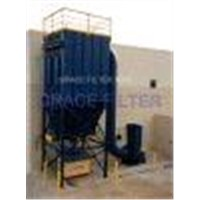 long bag pulse jet Dust Collector