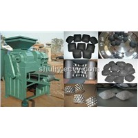 Charcoal and Coal Ball Briquette Machine/Coal Ball Briquette Making Machine