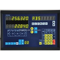 BiGa digital readout (TOP20-2/D, TOP20-3/D, 2-axis, 3-axis, 4-axis display)