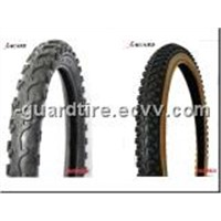 Bicycle Tire with Butyl Tube