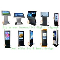 Big screen digital signage