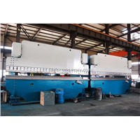 CNC Electro-Hydraulic Servo Press Brake / Hydraulic Press Brake