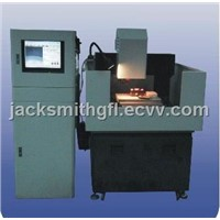 CNC Wafer Chamfering Machine for Optical Lens Parts Chamfering