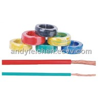 Cable (wire) with PVC Insulation