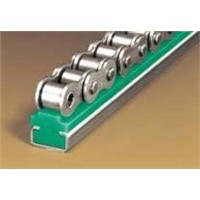 Chain guides for roller chains (TYPE CT)