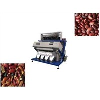 Channel 105 Air Pressure 0.6Mpa Bean Sorting Machine For Beans Sorting