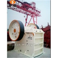China jaw crusher/crusher/stone crusher for sale from Vipeak