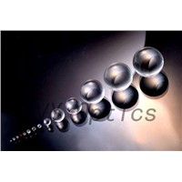 China optical BK7 glass ball lens half ball lens