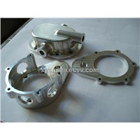 China precise machined parts for motorcycle parts