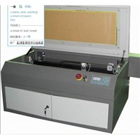 China wood bamboo laser engraving machine