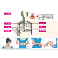 Chinese Medical Hand Pump Cupping Set YFC-4