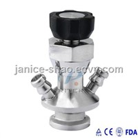 Clamped Aseptic Sample Valve (RY02004)