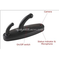 Clothes Hook Camera/hidden camera