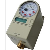 Contactless IC Card Prepaid  Water Meter
