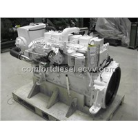 Cummins 6CTA8.3-M marine engine, 300HP 6CT marine engine for fish baots or commercial boats