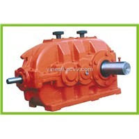 DCY series Hard Tooth Surface Cylindrical Gearbox