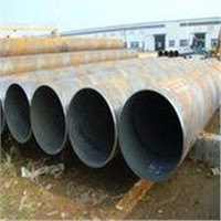 DIN SSAW Welded Steel Pipe