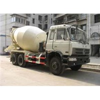 DONGFENG 3 Axles Cement Truck