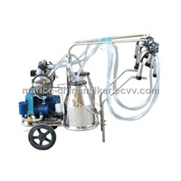 Dairy milking machines