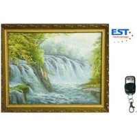 EST-808SB painting cell phone signal jammer/blocker