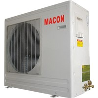 EVI low temp multi-function heat pump