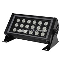 EW01-18W/18*3W-RGB 18W/54W LED Wall Washer Light