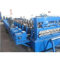 Economical Roof Panel Roll Forming Machine with PLC Control System for Wall and Roof Construction