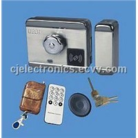 Electric lock-CJ-ECL04 Intelligent Mute Electric Lock