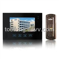 Factory Sell Touch Screen 7inch Video Door Phone