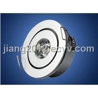 Factory wholesale,Guaranteed quality,1w white led ceiling light,with power supply,90-100lm,5500k