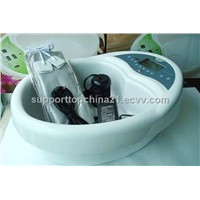 Foot Basin Single system with waistbelt and pads