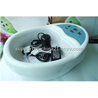 Foot Basin Single working system with acupuncture pads