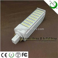 G24-9W LED Plug Lamp(without PC cover)