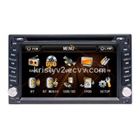 General double din car dvd player (VDD62)
