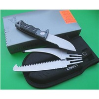 Gerber multi tool F0006 for hunting fishing, knife and saw three-in-one, molybdenum blade