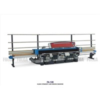 Glass Straight Line Bearing Edging Machine (FA-9E)