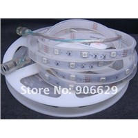 Good quality,5M white 5050 SMD 300p LED Strip light 12V,Silica gel tube waterproof