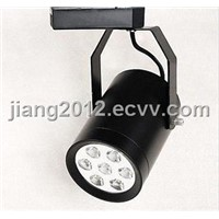 Guaranteed quality,7x1w 7w white LED Track Lights (High Power lighting),100-110lm/1w,700-770lm
