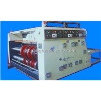 HY-A series semi-auto printer slotter machine